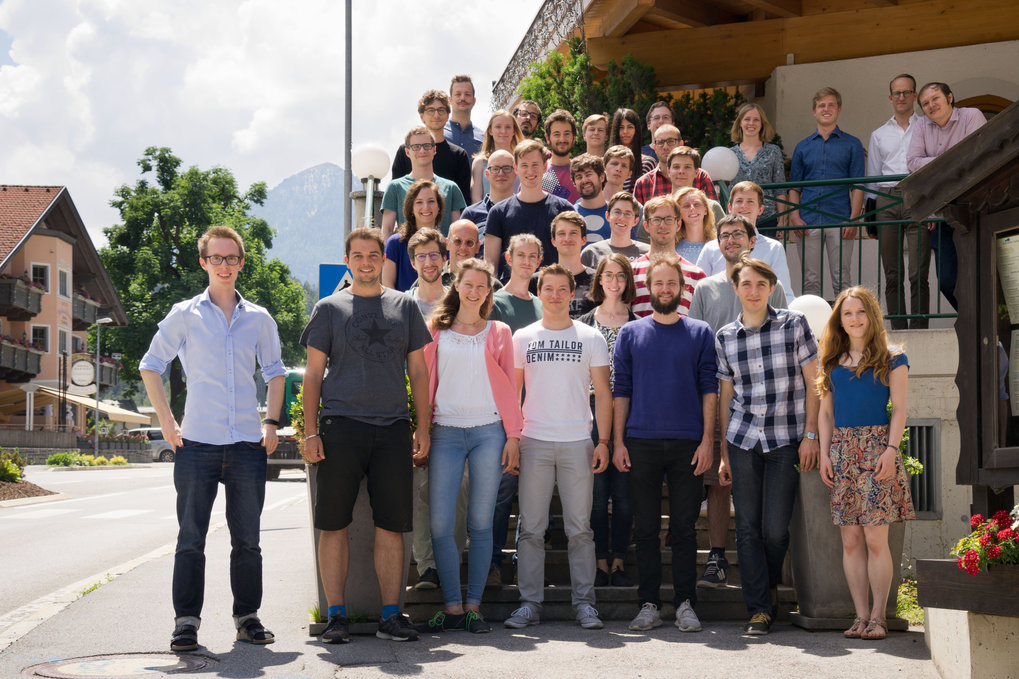This years' summer school took place from June 4th to 8th in Oetz, Austria. Fully organized by IMPRS students, the school offered lectures by leading researchers in three main topics:- Neural Networks and Machine Learning- Quantum Technology- Dualities in Condensed Matter Theory